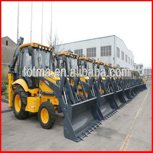 XCMG XT870 used loader backhoe for sale