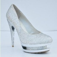 Туфли на высоком каблуке 2013 New Brand shoes Sexy High heels waterproof women shoes women pumps Size 35-45