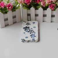 Чехол для для мобильных телефонов 10 pcs/lot For iPhone 5 Elegant Lovely flower Turtle TPU Soft Case Cover Apple 5G Accessory