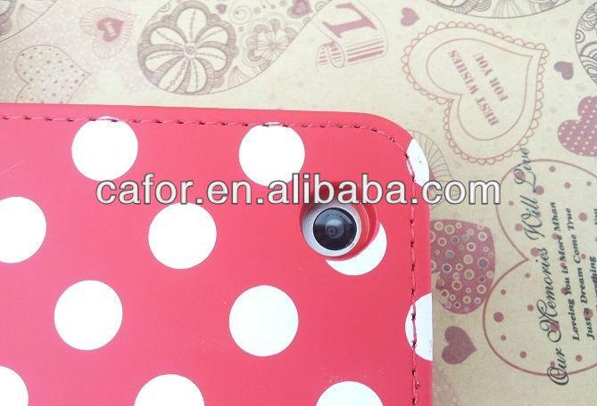 High quality case for ipad mini,PU case for mini ipad