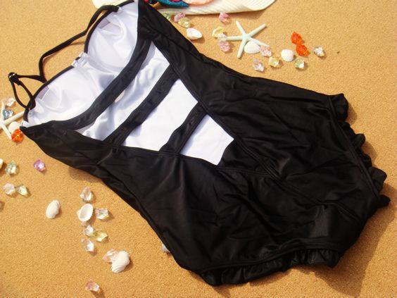 Женский закрытый купальник Drop discount bikini set brand designer women swim wear push up bathing suit underwear swimwear bath set