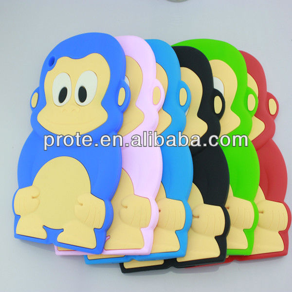 For iPad Mini Rubber Case, For iPad Mini Silicone Cover