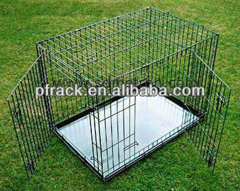PF--R05 China decorative dog kennel cage stainless steel