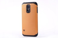 Чехол для для мобильных телефонов Newest! SPIGEN SGP Case for Samsung Galaxy S5 i9600 Slim Armor Mobile Phone Cover Bags High Qaulity YXF03827