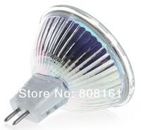 Светодиодный прожектор 24 SMD 5050 MR16 220V 6W 180