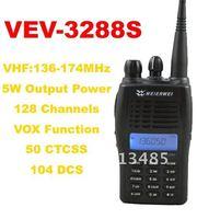 Рация VHF:136-174MHz or UHF:400-470MHz WEIERWEI VEV-3288S Professional VHF/UHF FM Transceiver