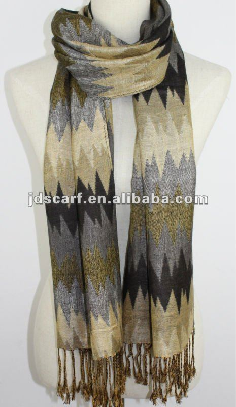 China, the popular cheap scarf 2012-2013(JDC-254 col.A08#)