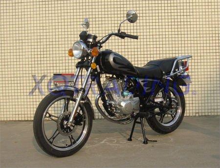 Street Bike 125CC 125XQ-Crwon Prince