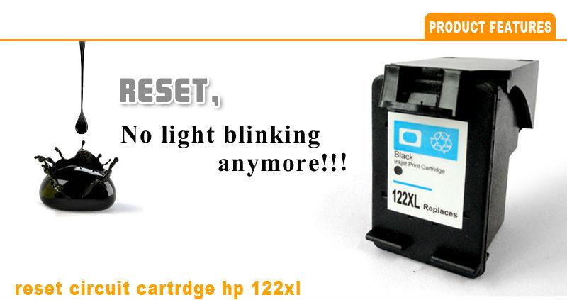 Сброс совместимость HP 122