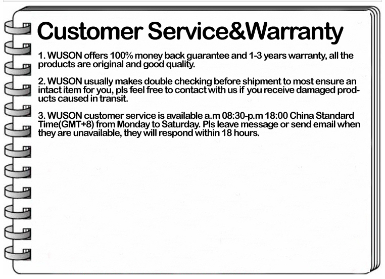 customer service warranty-WUSON.jpg