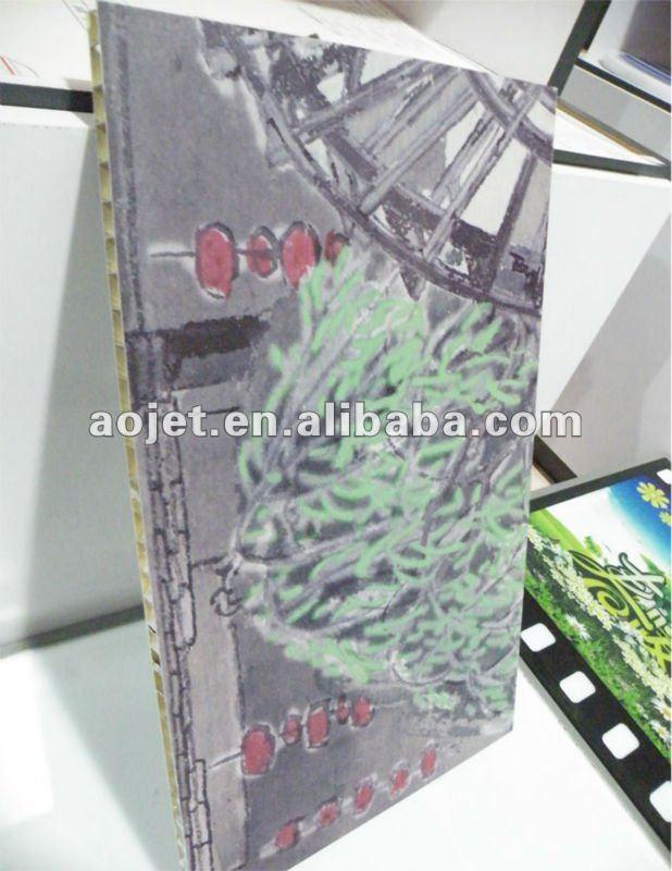 UV Printer printing on Football Leather, digital printing on black leather