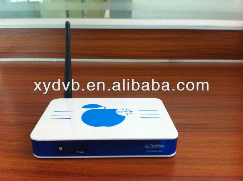 Full hd Internet tv box for Chinese live channels New Star 630I player