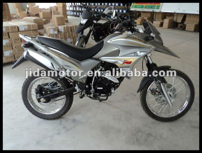 high quality sport gold color off road 200cc street motorcycle