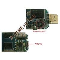 rikomagic mk802 ii двухъядерный cortex a7 a20 ОЗУ 1 ГБ ПЗУ pc 4gb мини-pc tv коробки поставляются с адаптером