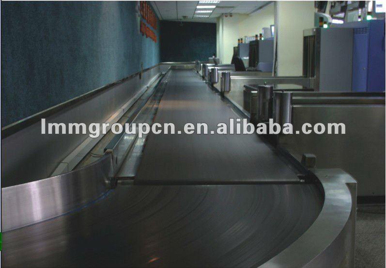 baggage carousel handling system