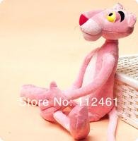 Hot selling !! 50cm Stuffed Soft Pink Panther Plush Toys Doll Cute Baby Plush toys Xmas $ good gift 1 pcs