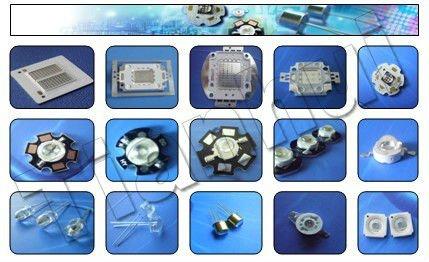 360-370nm High Optical Power 3W UV Led