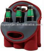 neoprene champagne bottle cooler bag