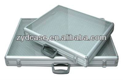 Aluminum New Feature Jewelry Display Case (ZYD-HZ744)