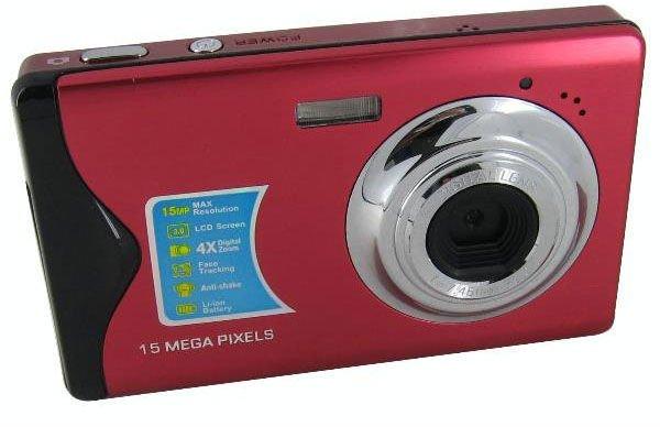 """3.0""""TFT LCD Gift Digital Still Camera USB 2.0 (DW-DC-570)"""