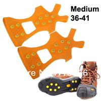 Обувь для скалолазания Orange 10 Tooth Anti-skid Shoe Covers