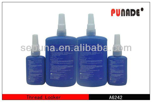 Anaerobic Adhesives Manufacturers/Threadlocker adhesive/ china multi-purpose quick dry glue stick