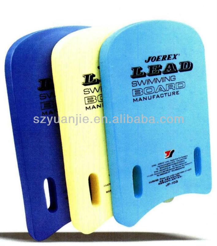 eco-friendly customized soft eva swim board