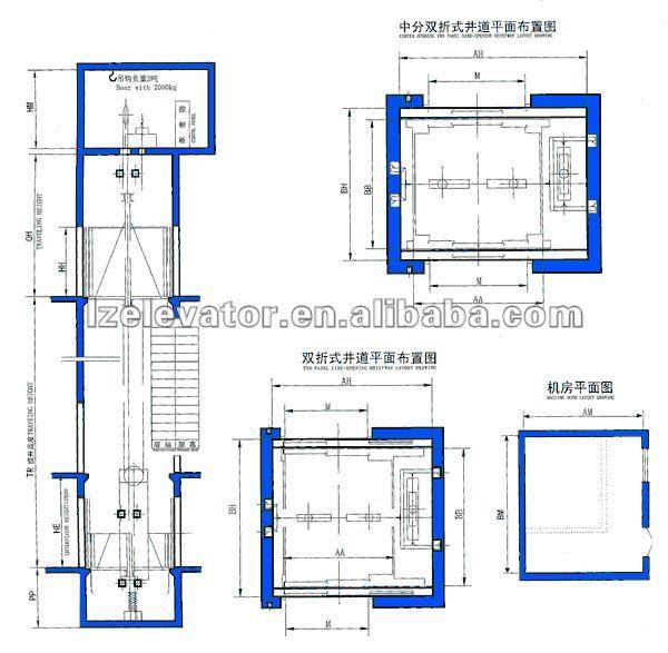 Modernization Vvvf Automobile Elevator Lift Buy