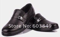 Мужские оксфорды British single shoes male shoes tide shoes 80 + wholesles t80+ size : 38 39 40 41 42 43