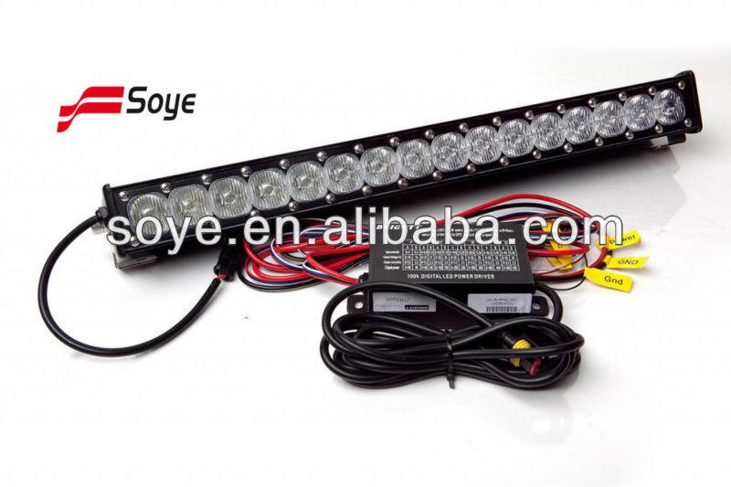 2013 New model 40inch 240w CREE LED offroad light bar,10w cree chips waterproof IP68,auto LED spot/flood headllight