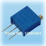 Потенциометр ZT 100 3296W/1/203lf 3296W 20 K 3296W /20K Trimpot 3296w 20K