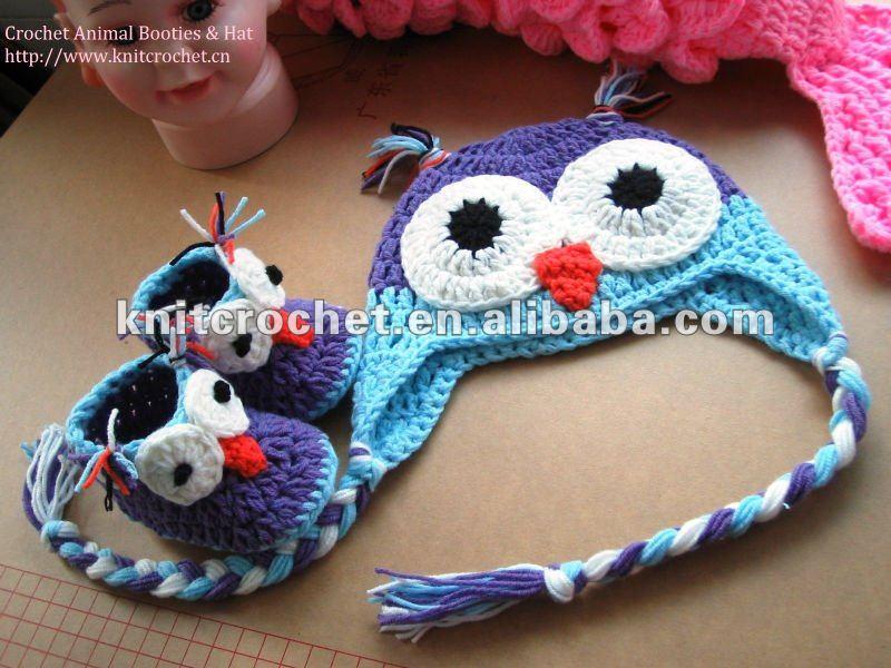 Crochet Animal Baby Booties Pattern : Crochet Animal Baby Booties images