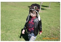 Куртка для мальчиков children's coat, boy coat, leather fashion jacketjacket, baby jacket and retail