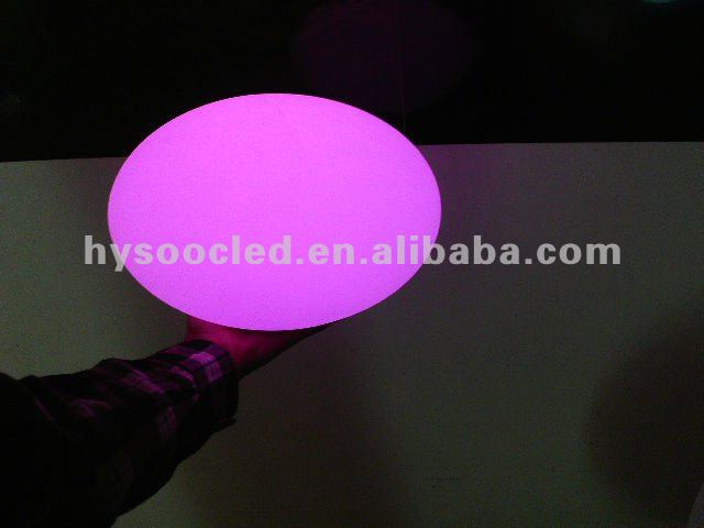 led garden ball/swimming pool decoration ball llight