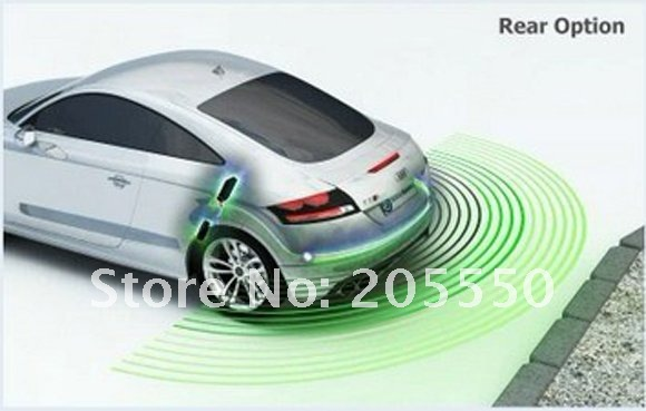 What are parking sensors display led  free shipping