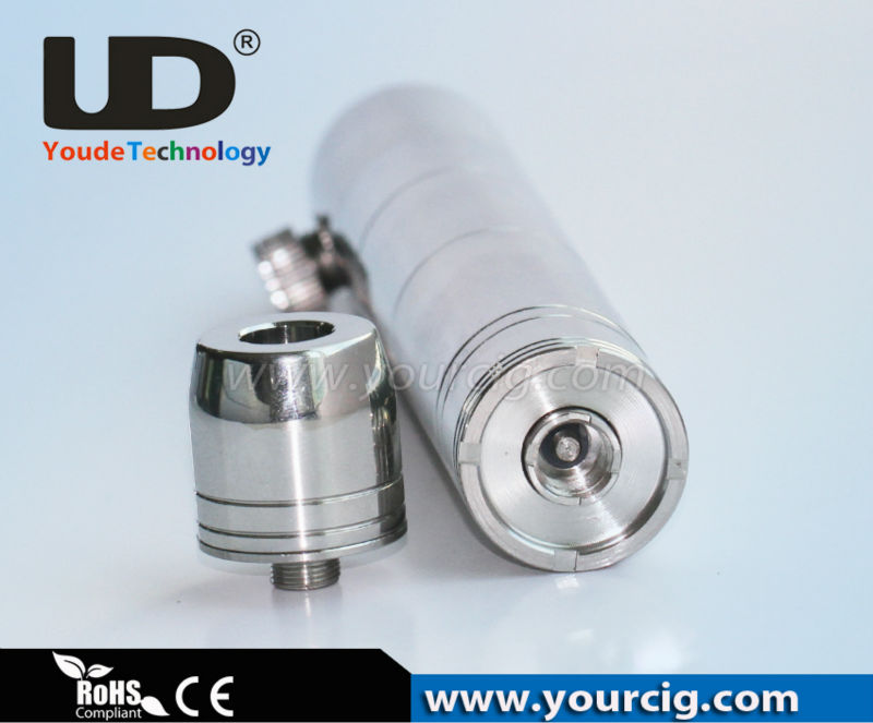 hot new products for 2014 stainless steel igo atomizer igo l