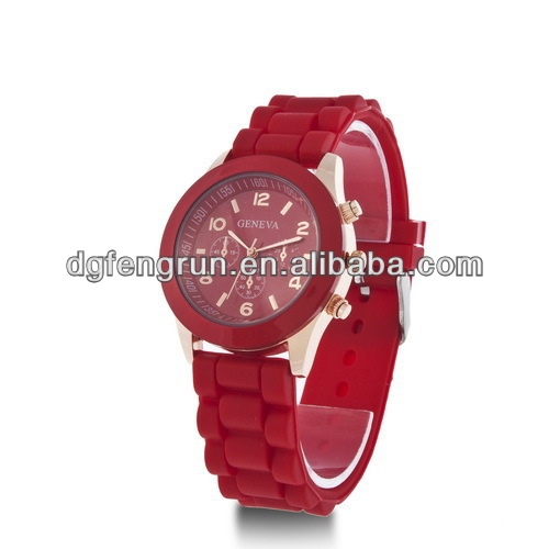 2013 FR9052 silicone men watches wholesale