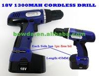Электрическая дрель bowda инструмент JB-CD10