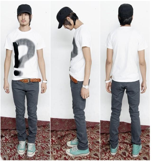 Мужская футболка  051