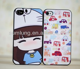 "2013 Newest Design Funky Cheap Mobile Phone Cases Factory for Iphone 4/4S/5 ""11"""