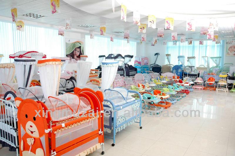 Gros b b cr che vente chaude pour b b lit en m tal lit b b literie lit b b - Vente privee pour bebe ...