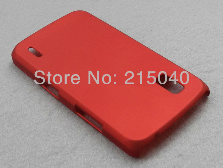 Hard Matte Case for LG E960 Nexus 4 Back Hard Rubber Case, High Quality, LGC-001 (12)