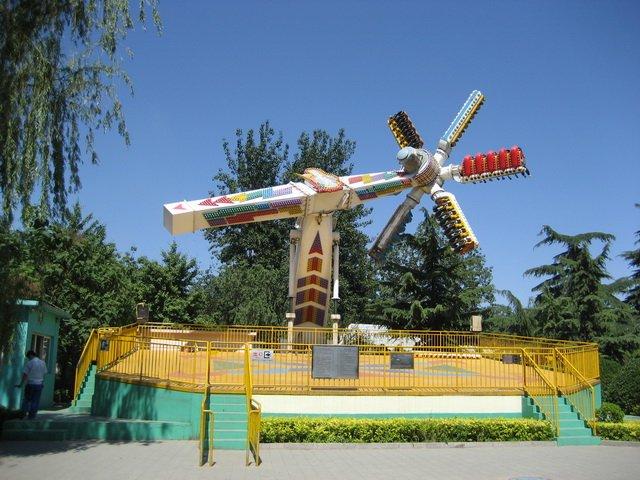 amusement rides