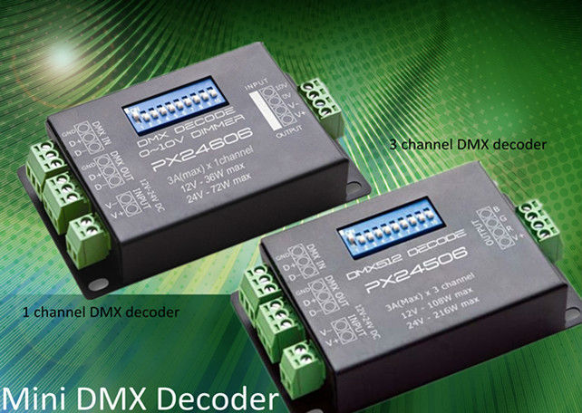3Channel DMX MINI:PX24506
