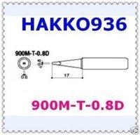 10pcs 900M-T-0.8D HAKKO Soldering Tip 936 Solder Station iron