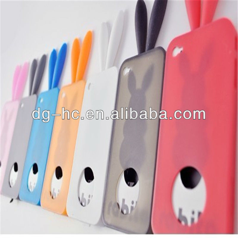 newest cartoon phone cover/silicone phone case 5G