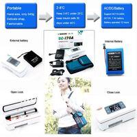 Холодильники и морозильные камеры Dison portable storage cooler box, diabetic mini fridge 2~8 degree