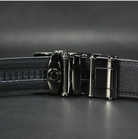 Мужской ремень Men Leather Belts g h Automatic Buckle Belts