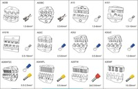 a16wf die наборы для hs-16wf fse-16wf em am-10-6b1 Эм 6b2 опрессовки штабелер обжимные машины один набор