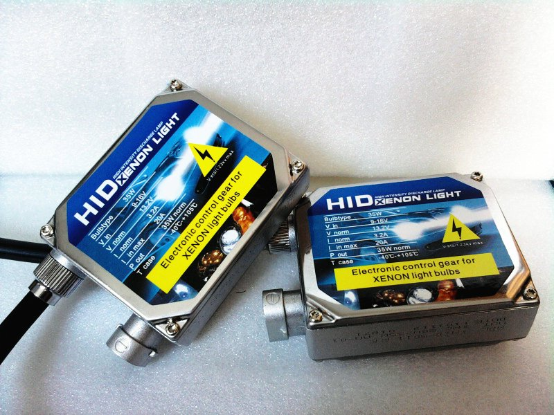 HID Car Headlights Kit (H1 H3 H11 9004 9005 9006 H4-2 etc)